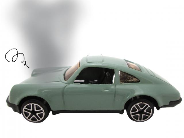 廃車にする車